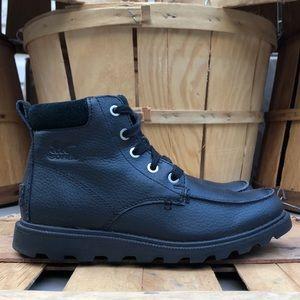 Sorel Madson Moc Toe Waterproof Hiking/Snow Boots